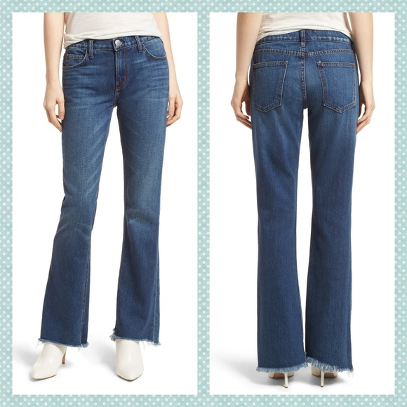 Current/Elliott Denim - Current/Elliot Flip Flop Jeans in Westry
